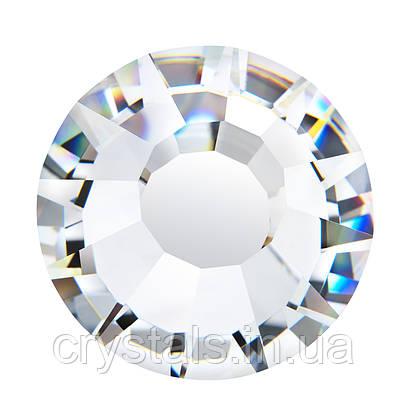 Термо стразы Crystal с покрытием Preciosa (Чехия) Hot Fix опт