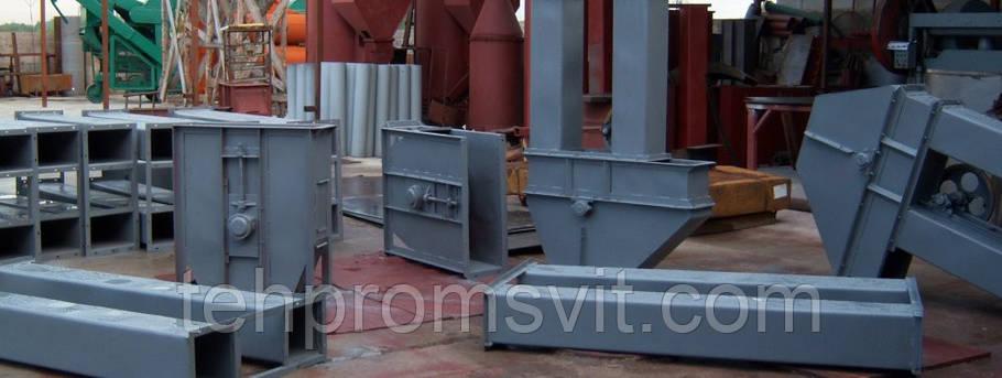 Нория НЦ-20 лента 175*5*5,мотор-редуктор,14 метров, фото 2