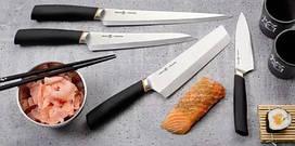 Посуда и инвентарь для японской кухни