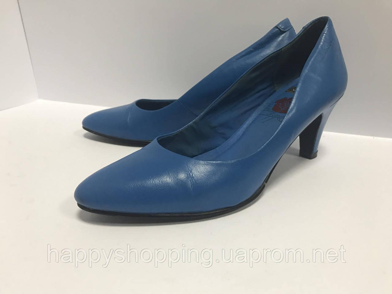 Синие туфли Vagabond