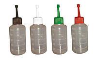 Пляшки для фасування сперми кнура