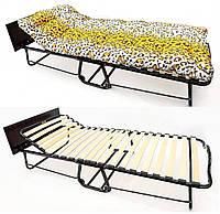 """Раскладная кровать """"Берта"""" с подголовником"""
