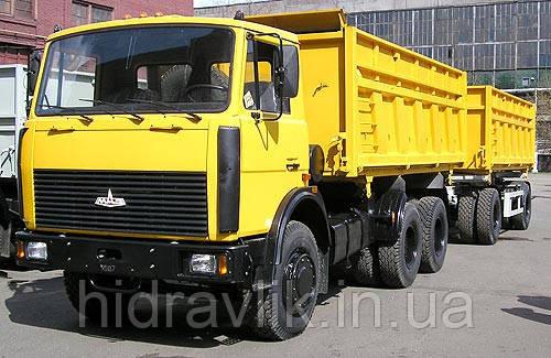 Гидравлический комплект на МАЗ KOM ZF