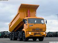 Комплект гидравлики на КАМАЗ тягач