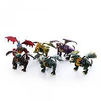 Динозавры,подвижные лапы