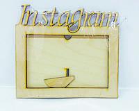 Фоторамка 10х15 Instagram