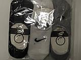 Носки подследники мужские спорт Nike, фото 4
