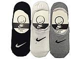 Носки подследники мужские спорт Nike, фото 2