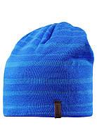 Шапка детская Reima Fuchs 538023 синяя, Размер 52
