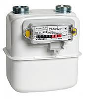 Газовый счетчик САМГАЗ G 1,6 RS/2001-22P бытовой мембранный