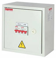 Ящик с понижающим трансформатором ЯТП-0,63 220/24В IP31