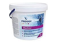 Химия для бассейнов Froggy Dechlorine 5 кг  - Препарат для нейтрализации избыточного хлора в воде