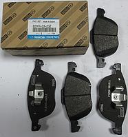 Оригинальные передние колодки Mazda 3, Mazda 5