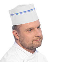Пілотка кухарська 100 шт Hendi 560037