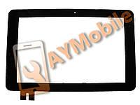 """Сенсор (тачскрин) 10.1"""" YuanDao N101 78 pin 263x172 mm black"""