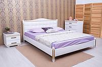 Кровать Монако с мягким изголовьем