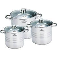 Набор посуды Bohmann BH-3461 (6 предметов)