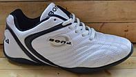 Подростковые кожаные кроссовки Bona размеры 36-40