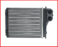 Радиатор отопителя салона (печки) QSP Dacia Logan фаза 1/2 , Renault Sandero 1/2, Duster, Lada Largus
