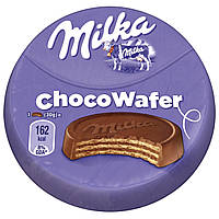 Вафли с шоколадом Milka Choco Waffer mini, 30 гр