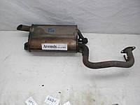 Глушитель  Avensis T25 (2003-2008)