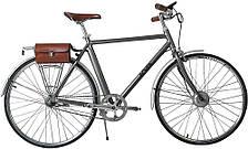 Электровелосипед Rover Vintage Brushed Аlu