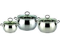 Набор посуды Bohmann Apple BH-0602 (6 предметов)