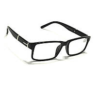 Мужские очки в пластмассовой оправе