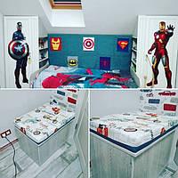 Оформление детской комнаты 16
