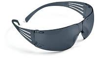 3M™ SecureFit™ - Очки защитные открытые, затемненные (дымчатые)