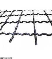 Канилированная сетка  25х25х3 мм