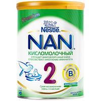 Nestlé NAN 2 КИСЛОМОЛОЧНЫЙ, 400 гр.