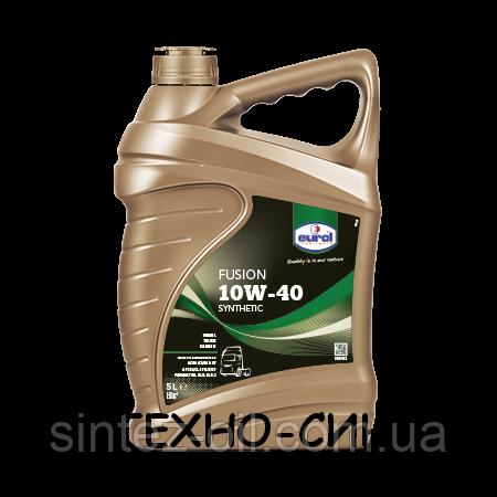 Синтетическое моторное масло Eurol Fusion 10W-40 (5л)