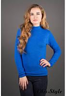 Женская кофта Айри электрик Olis-Style 46-52 размеры