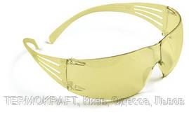 3M™ SecureFit™ - Очки защитные открытые, желтые