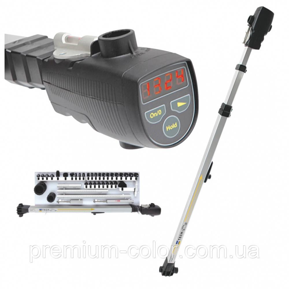 Цифровая телескопическая линейка 400 - 2650 мм GYS
