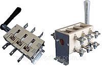 Рубильник разрывной ВР 32-37 В71250 400 А