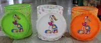 Корзина для игрушек BT-TB-0007 38*45см 3 цвета см (m+)