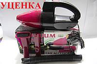 Уценка***Вакуумный пылесос для автомобиля Vacuum Cleaner UC1716