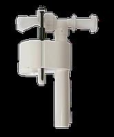 "Заливная арматура для бачка боковое подключение пластик 1/2"" Siamp"