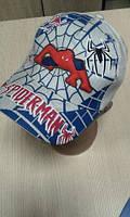Бейсболка для мальчика Человек-паук