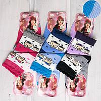 Мягкие носки детские девичьи с бамбуковым волокном  C187 купить детские носки оптом (в упаковке 12 ед.)