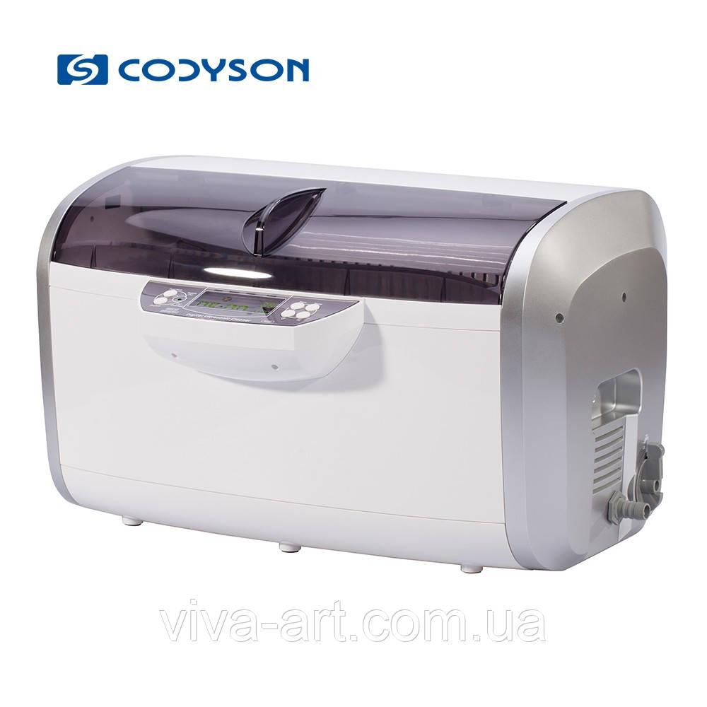 Професійна ультразвукова мийка СD - 4860 (6 л) Промислова серія