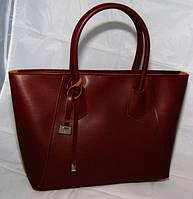 Вместительная женская сумка B. Elit формата А4. Отличный классический вариант на каждый день. Код: КГ850