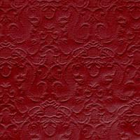 Ткань костюмная жаккардовая стрейчевая Красный