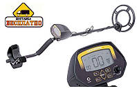 Металлоискатель с дискриминацией Velleman MG 32. Металошукач, фото 1