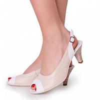 Босоножки на каблуке Sev Mar S3607