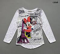 Кофта Minnie Mouse для девочки. 4-5; 5-6; 7-8; 9-10; 11-12 лет