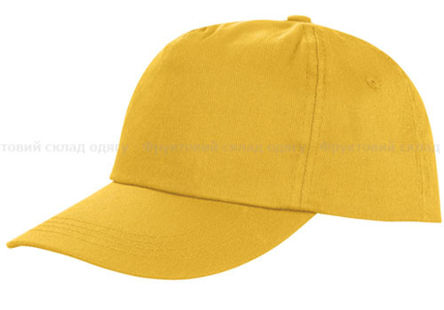 Желтая кепка мужская