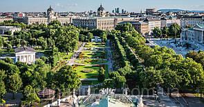 """Экскурсионный тур в Европу """"Прага-Вена-Будапешт. 7 дней"""""""